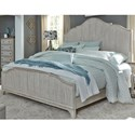 Liberty Furniture Farmhouse Reimagined Queen Panel Bed  - Item Number: 652-BR-QPB