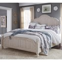 Liberty Furniture Farmhouse Reimagined Queen Poster Bed  - Item Number: 652-BR-QPS