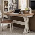 Liberty Furniture Farmhouse Reimagined Sofa Table - Item Number: 652-OT1031