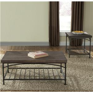 Liberty Furniture Franklin 3-Piece Table Set