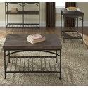 Liberty Furniture Franklin 3-Piece Table Set - Item Number: 202-OT-SET05