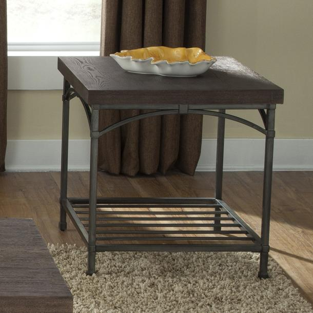 Liberty Furniture Franklin End Table - Item Number: 202-OT1020