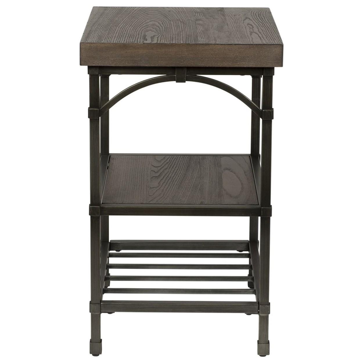 Furniture Fair North Carolina: Liberty Furniture Franklin 202-OT1021 Chair Side Table