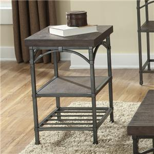 Liberty Furniture Franklin Chair Side Table