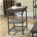 Liberty Furniture Franklin Chair Side Table - Item Number: 202-OT1021