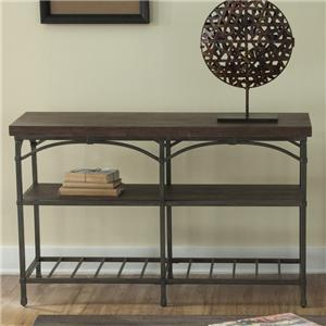 Liberty Furniture Franklin Sofa Table