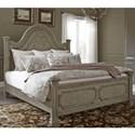 Liberty Furniture Grand Estates King Panel Bed - Item Number: 634-BR-KPB