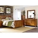 Liberty Furniture Grandpa's Cabin King Bedroom Group - Item Number: 175-BR-KSLDMC