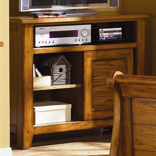 Liberty Furniture Grandpa's Cabin Media Chest - Item Number: 175-BR49