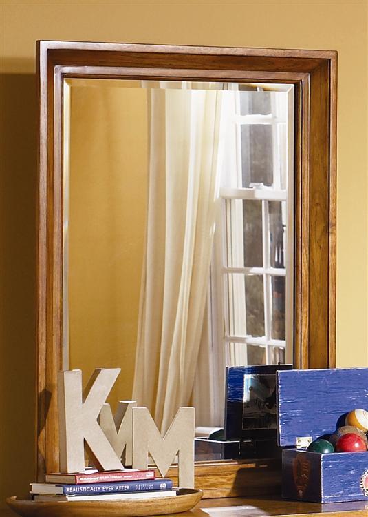 Liberty Furniture Grandpa's Cabin Mirror - Item Number: 175-BR50