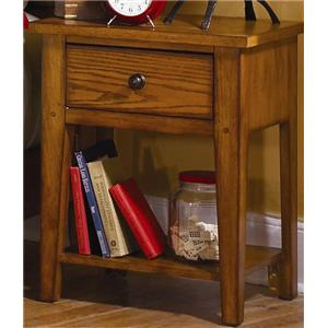 Liberty Furniture Grandpa's Cabin Nightstand
