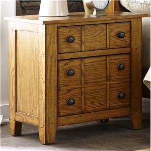 Liberty Furniture Grandpa's Cabin Drawer Night Stand