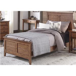 Liberty Furniture Grandpa's Cabin Twin Panel Bed