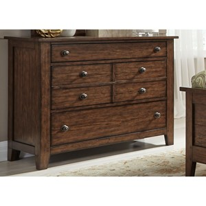 Liberty Furniture Grandpa's Cabin 3 Drawer Dresser