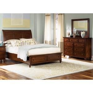 Liberty Furniture Hamilton  King Bedroom Group