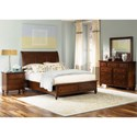 Liberty Furniture Hamilton  King Bedroom Group - Item Number: 341-BR-KSBDMN