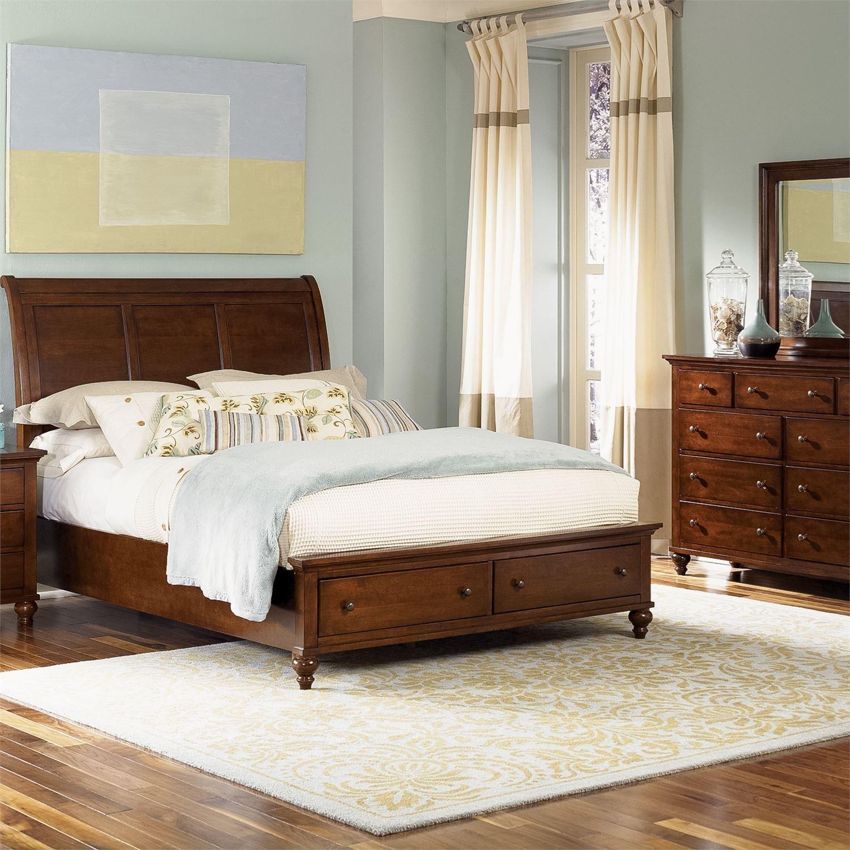 Vendor 5349 Hamilton 341 Br Qsbdm Queen Bedroom Group
