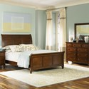 Liberty Furniture Hamilton  Queen Bedroom Group - Item Number: 341-BR-QSLDMN