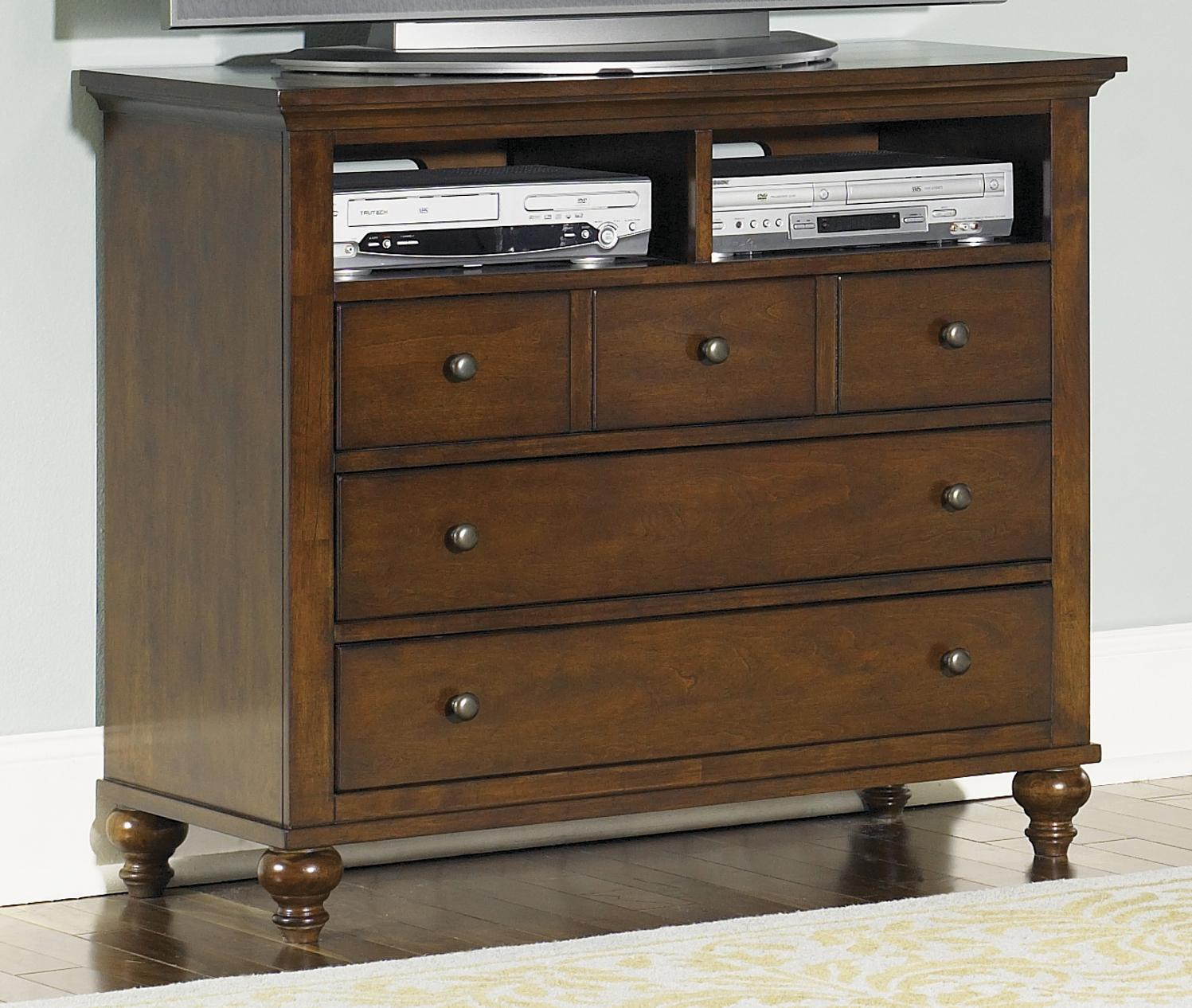 Liberty Furniture Hamilton 341 Br45 Media Chest Northeast Factory Direct Media Chests
