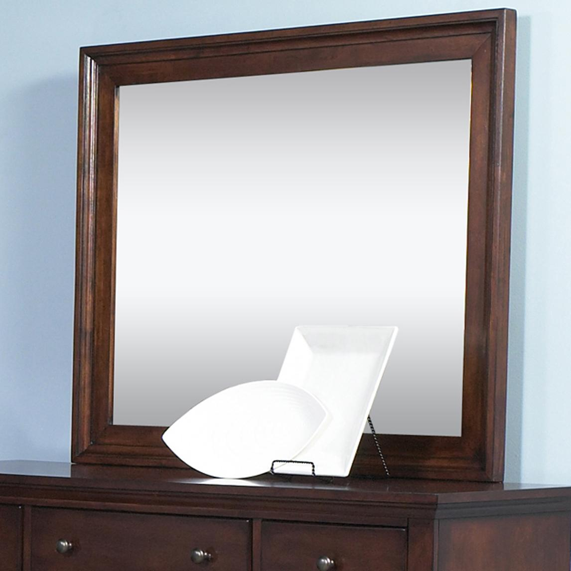Liberty Furniture Hamilton  Landscape Mirror - Item Number: 341-BR51