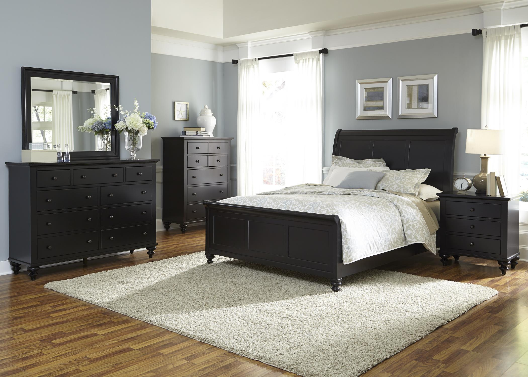Liberty Furniture Hamilton III King Bedroom Group - Item Number: 441-BR K Bedroom Group 1