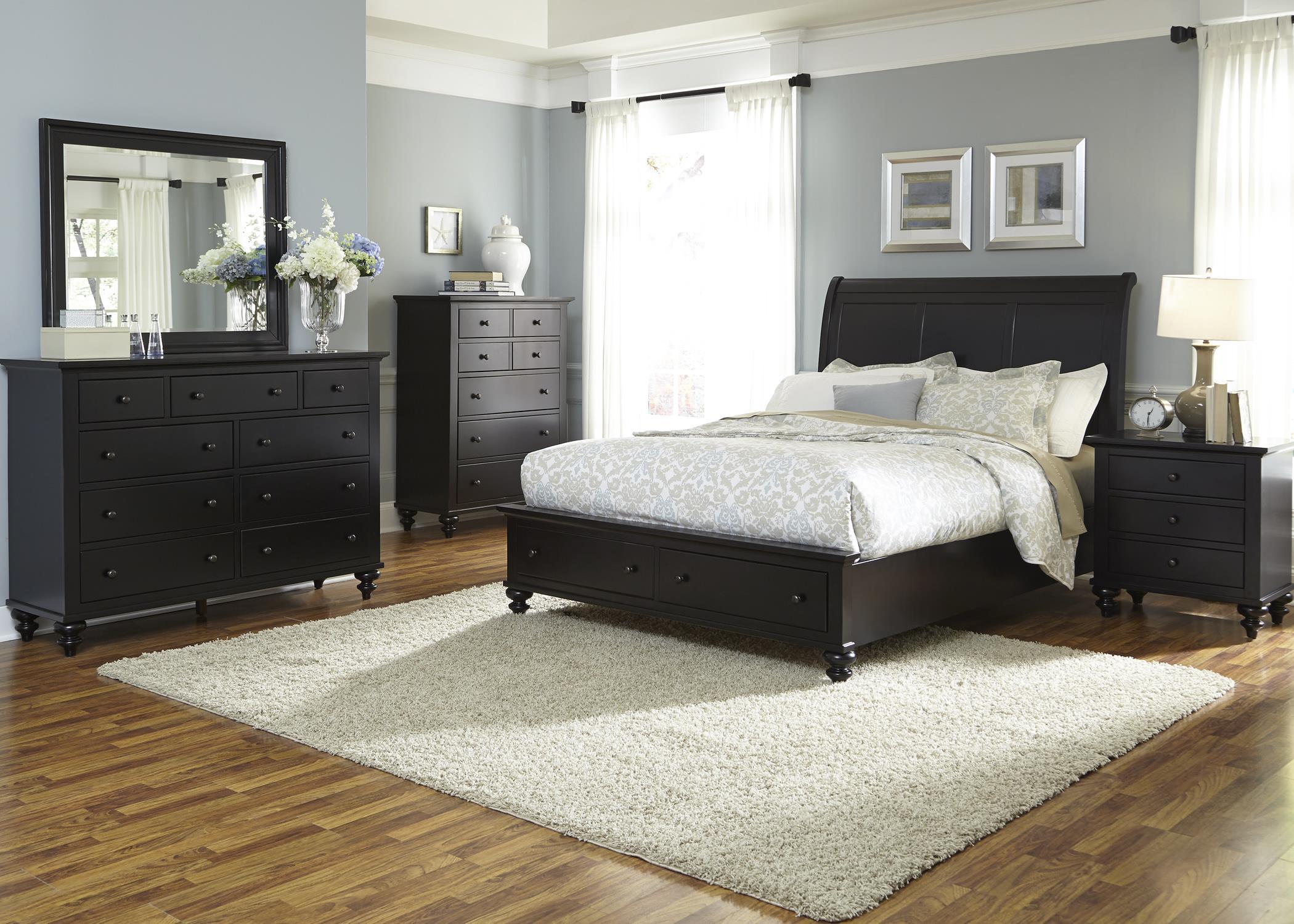 Liberty Furniture Hamilton III Queen Bedroom Group - Item Number: 441-BR Q Bedroom Group 1