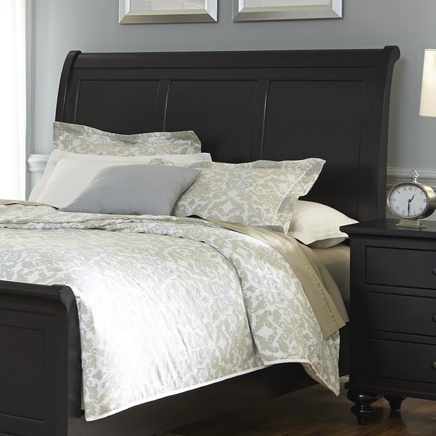 Liberty Furniture Hamilton III Queen Sleigh Headboard - Item Number: 441-BR21H