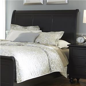 Vendor 5349 Hamilton III Queen Sleigh Headboard