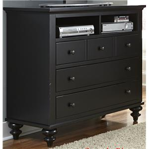 Liberty Furniture Hamilton III Media Chest