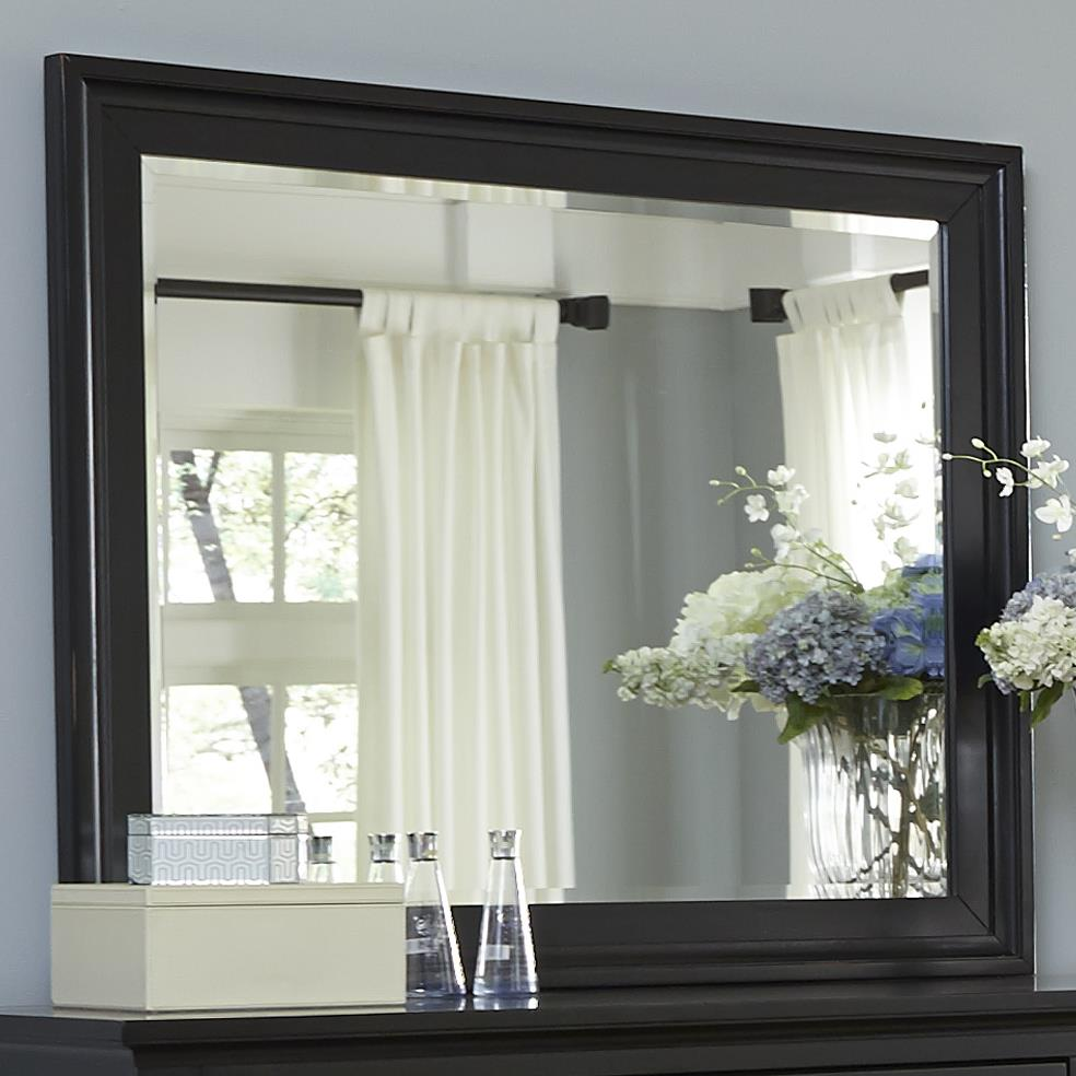 Liberty Furniture Hamilton III Landscape Mirror - Item Number: 441-BR51