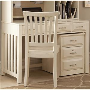 Liberty Furniture Hampton Bay - White Writing Desk