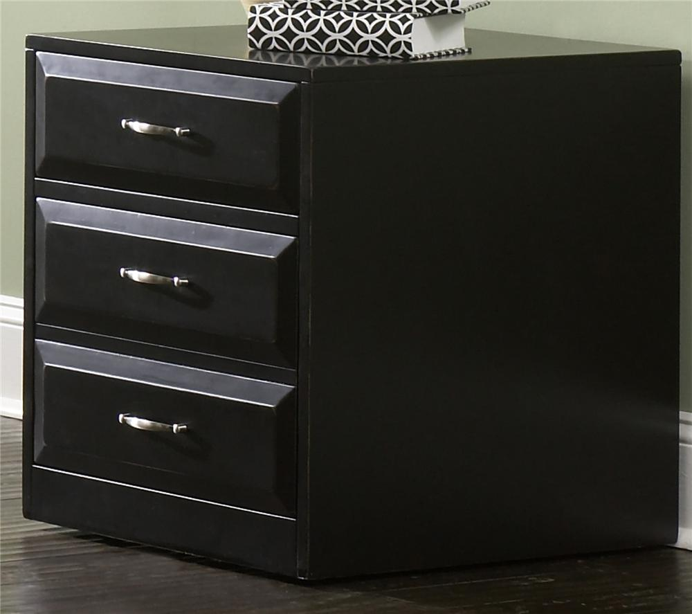 Liberty Furniture Hampton Bay  Mobile File Cabinet - Item Number: 717-HO146