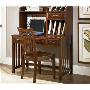 Liberty Furniture Hampton Bay  Writing Desk and Hutch