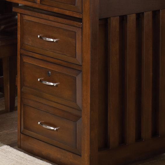 Liberty Furniture Hampton Bay  Mobile File Cabinet - Item Number: 718-HO146