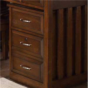 Vendor 5349 Hampton Bay  Mobile File Cabinet