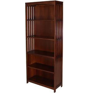 Vendor 5349 Hampton Bay  Open Bookcase