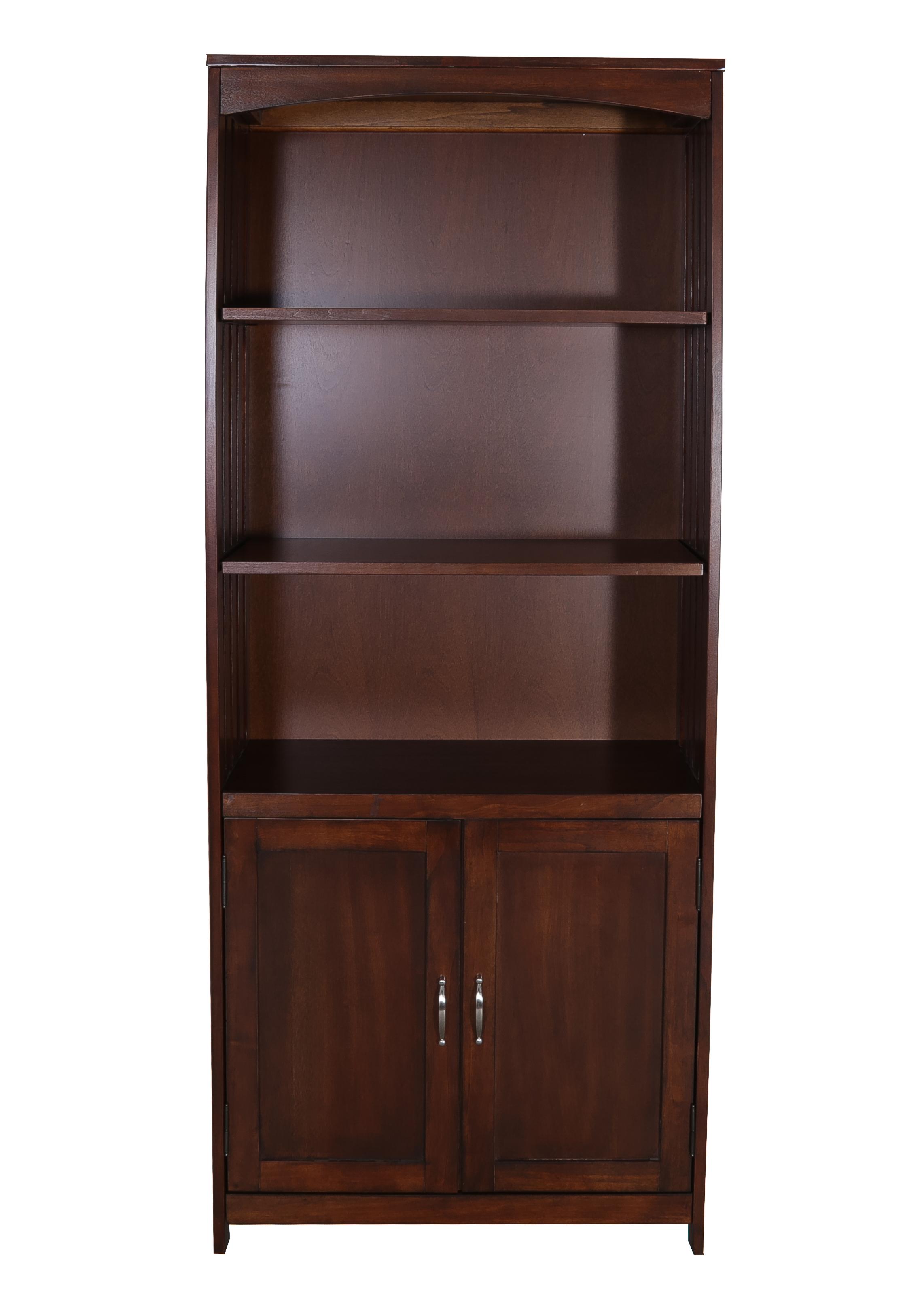 Liberty Furniture Hampton Bay  Door Bookcase                                - Item Number: 718-HO202