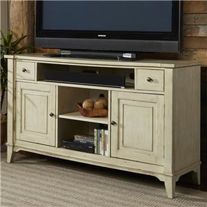 Liberty Furniture Harbor Ridge TV Console