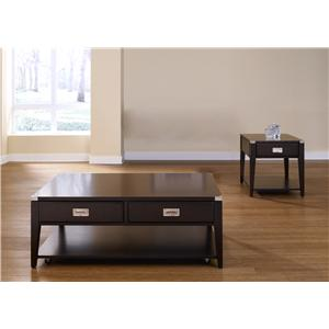 Liberty Furniture Harbor Town  3 Piece Occassional Tables