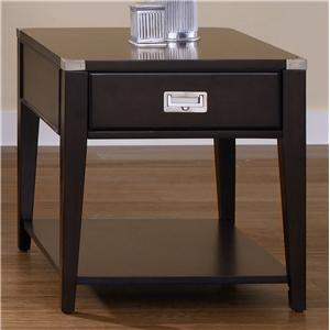 Liberty Furniture Harbor Town  End Table