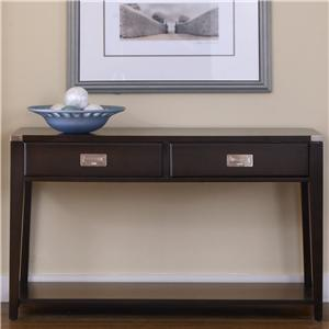 Liberty Furniture Harbor Town  Sofa Table