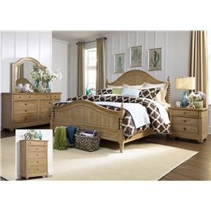 Vendor 5349 Harbor View King Bedroom Group