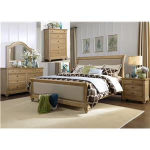 Vendor 5349 Harbor View Queen Bedroom Group