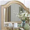 Liberty Furniture Harbor View Mirror - Item Number: 531-BR51
