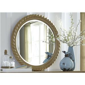 Vendor 5349 Harbor View Rope Mirror