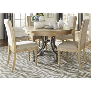Round Table Chair Set