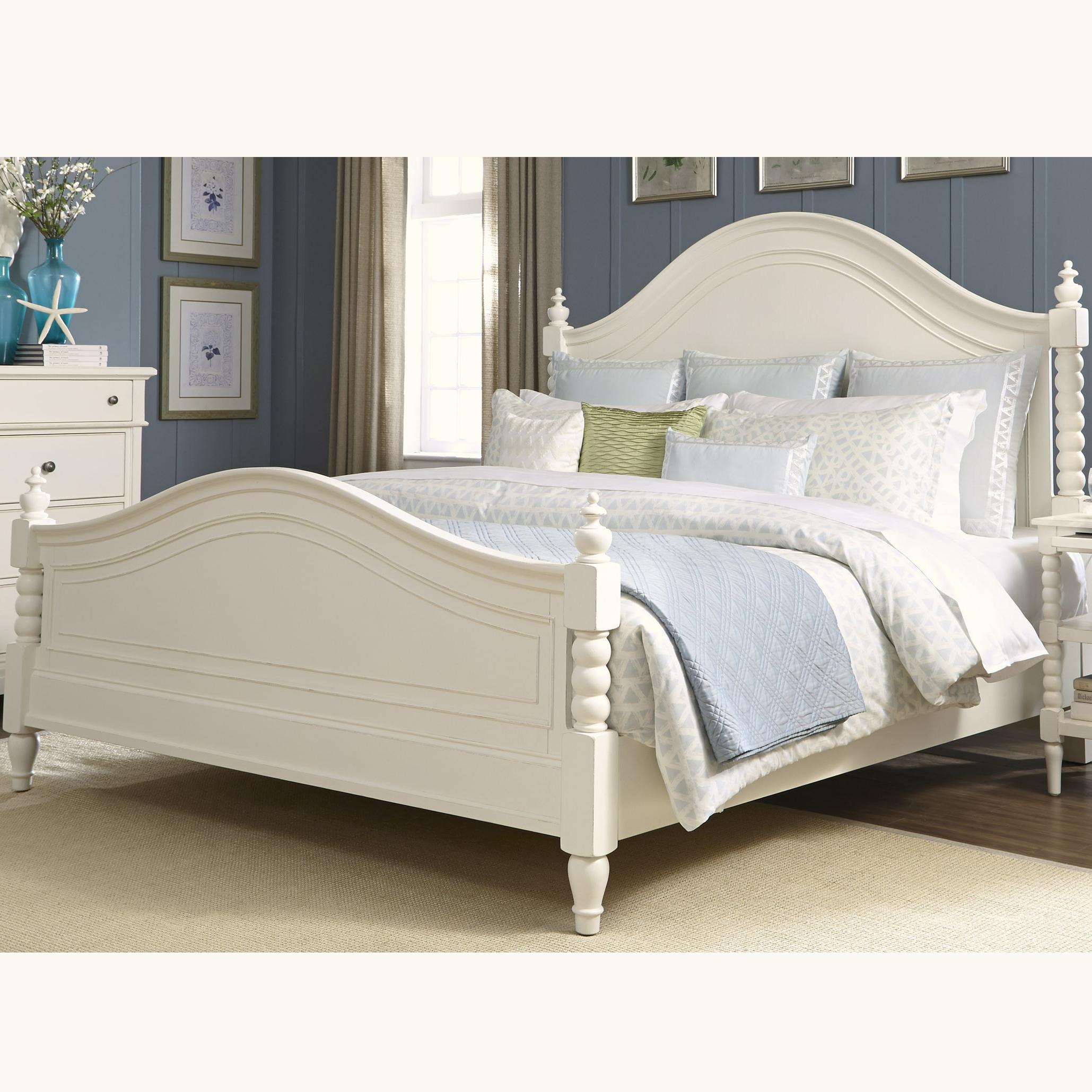 Liberty Furniture Harbor View 631 BR QPS Queen Poster Bed