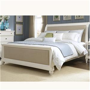 Vendor 5349 Harbor View Queen Sleigh Bed