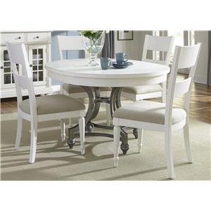 Vendor 5349 Harbor View Round Table and Chair Set