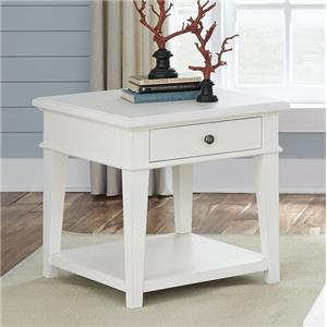 Liberty Furniture Harbor View End Table